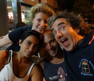 Joana, ich, Pablo und der Clown