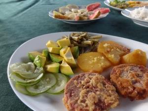 Leckers Essen bei Mayra in Soroa