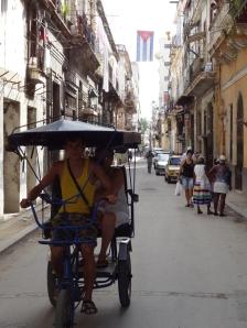 Verkehr in Havanna Vieja
