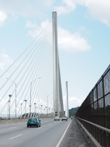 Auf der Puente Centenario
