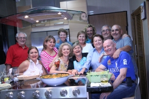 Die grosse Maracibo-Familie