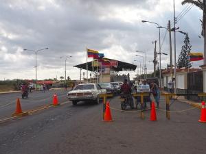 An der Grenze zu Venezuela