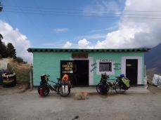 Mittagsrast im venezolanischen Paramo