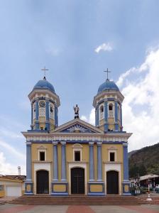 Die Iglesia San Bartolome von El Cobre