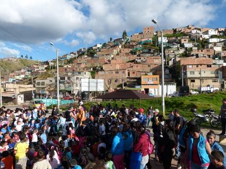 In Ciudad Bolívar