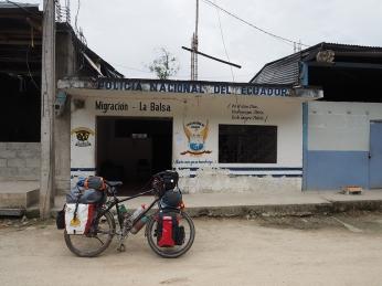 Migracion La Balsa zum zweiten Mal