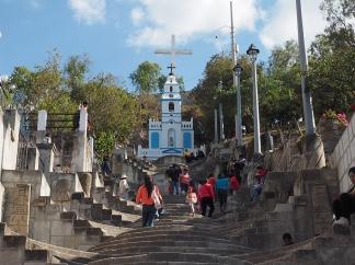 Die kleine Iglesia Santa Apolonia