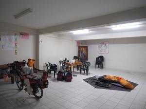 Mein Heim in Huamachuco