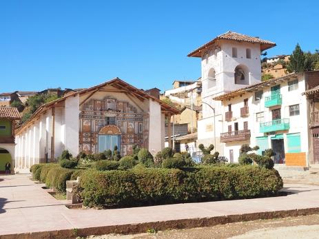 Die Kirche von Tauca