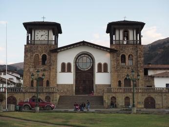 Die Kirche von Chacas