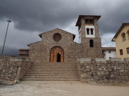 Die Kirche von Ticllos