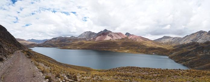 Die Laguna von Chungar