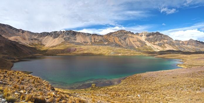Eine schöne Lagune