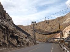 Bergwerk überall