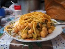 Günstiges Essen auf dem Mercado