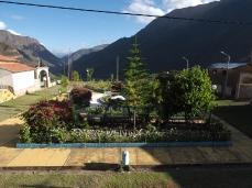 Die Plaza von Saraica