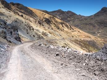 Die Achterbahn durch die Berge