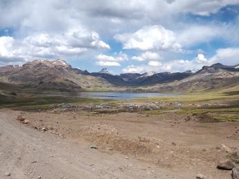 Sicht auf Huacullo