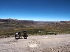 Abra Arcata, 5'101 m! Mein höchster Pass!