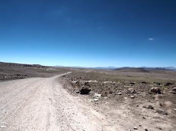 Der Abra Tolconi auf 4'860 m