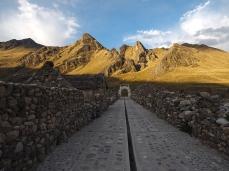 Der Weg zum Rio Colca