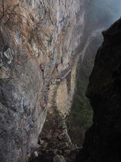Die Puente del Inka