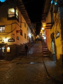 In Cuscos Gassen