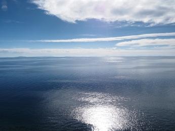 Das Meer, wie viele hier sagen