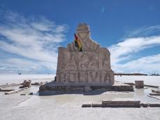 Und natürlich darf das Salz-Dakar-Monment nicht fehlen