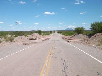 Badenes auf der Ruta 40