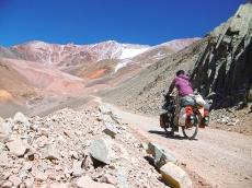 Die Quebrada de Sarmiento