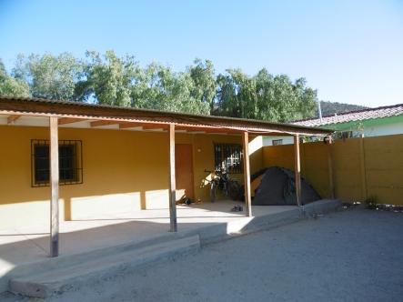 Schulcamp in Los Pozos