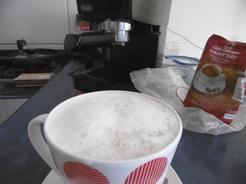 Im Paradies des Kaffees