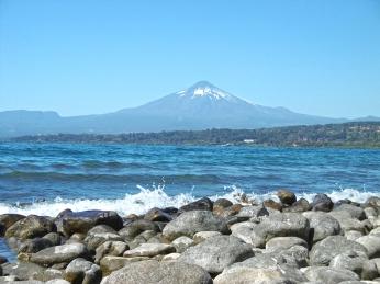 Lago und Volcan Villarica