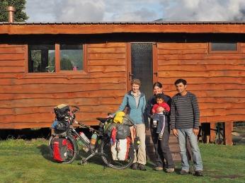 Mit Silvie, Noah und Manuel