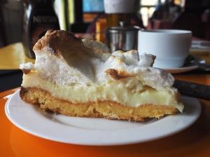 Uhhhh.... was für ein Dessert. Leeeecker!