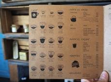Endlich mal eine gute Erklärung der Kaffees