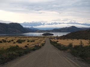 Es geht runter zum Lago General Carrera