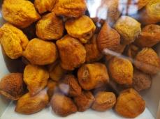Huesillo-Pfirsiche