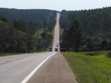 Die Hügel von Misiones