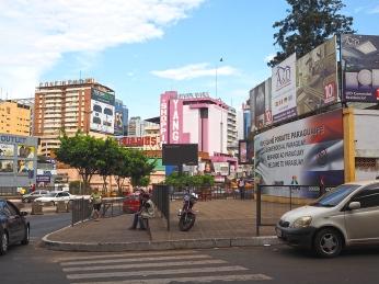 Shopping Malls und Chaos in Ciudad del Este
