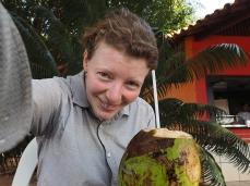 Eine gute Erfrischung, Coco Verde