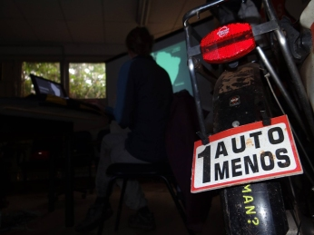 Am Lavern in Portunhol