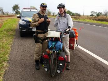 Die Polizei, dein Freund und Helfer