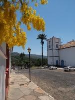 Die Kirche Nossa Senhora do Rosário