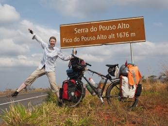 Auf dem Pico do Pouso Alto