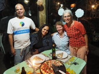 Einladung zu einer Pizza von Roberto von Gastrô, Artes e Cultura