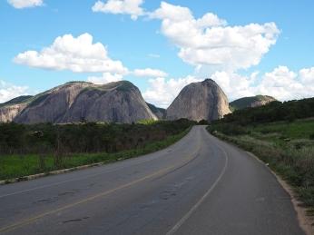 Ein neues Landschaftsbild: Elefantenberge
