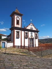 Die Kirche São Francisco