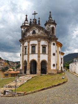 Die Igreja Nossa Senhora do Rosario